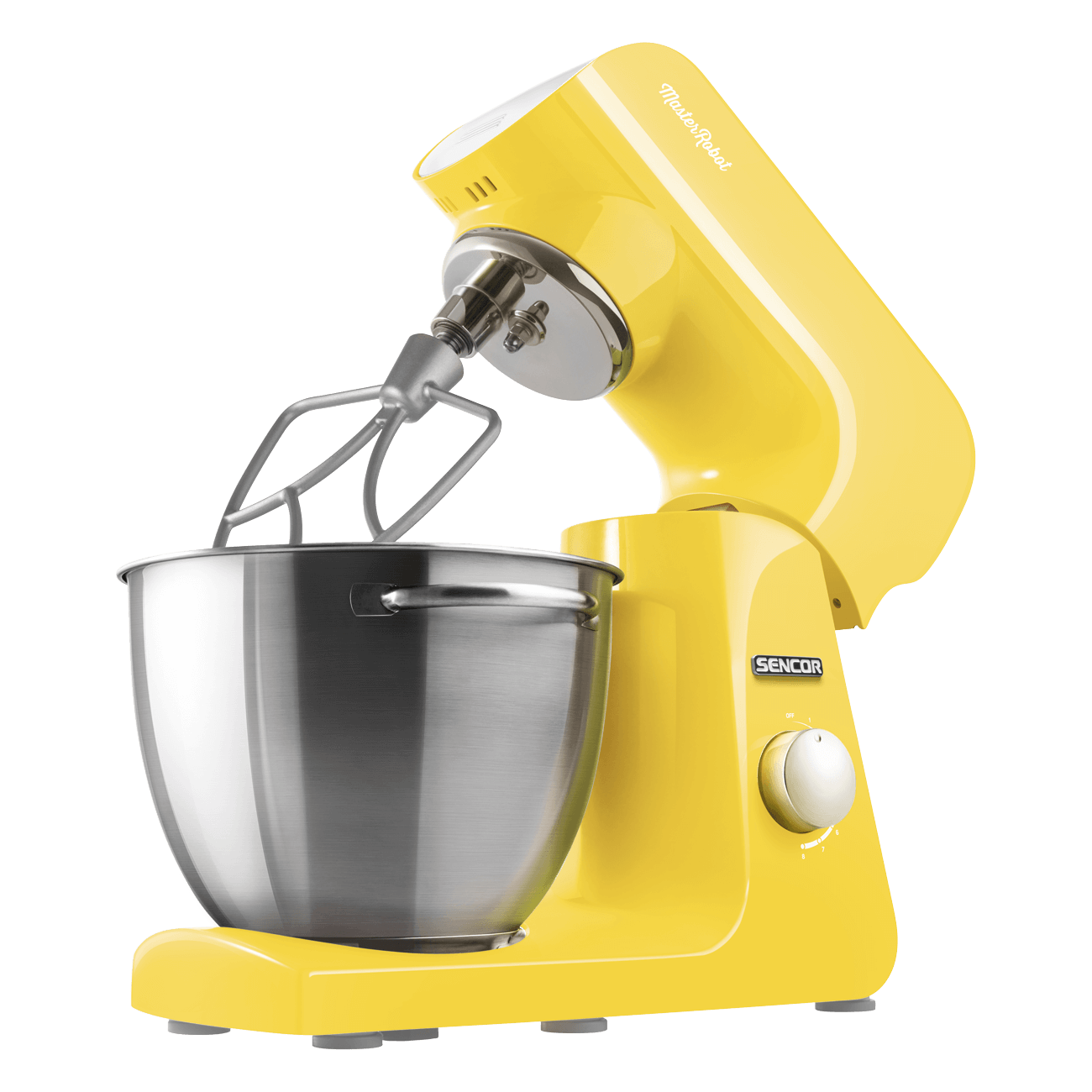 SENCOR MIXER PASTEL YELLOW malta, appliances malta, household malta, electronics malta, attards households malta