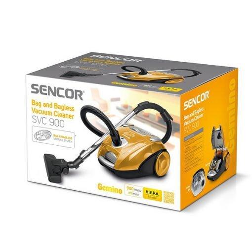 Sencor Vacuum Cleaner Bagged Or Bagless Gemino Malta